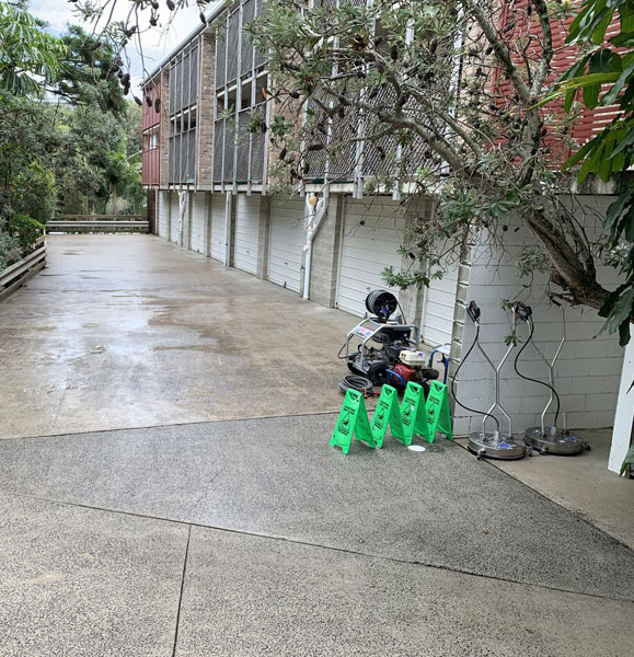 Pressure Washing Learn More