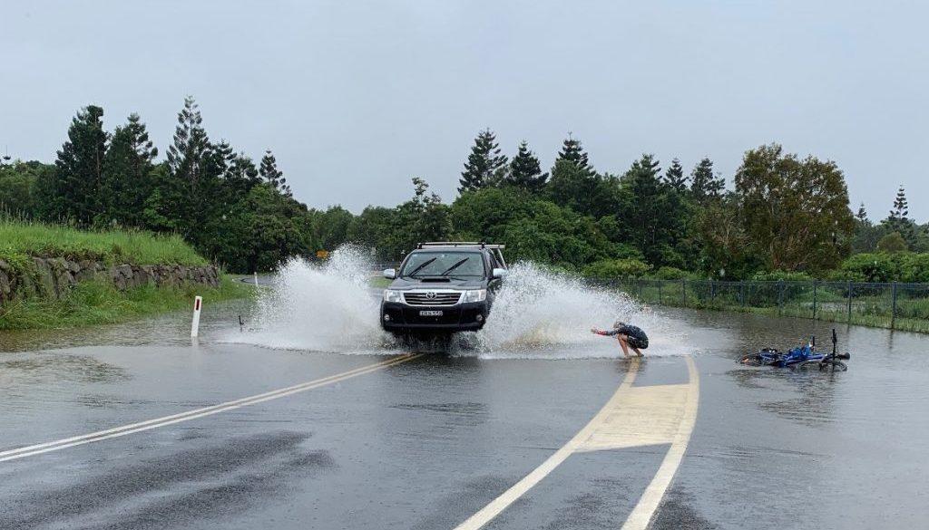 Fun in the rain this week