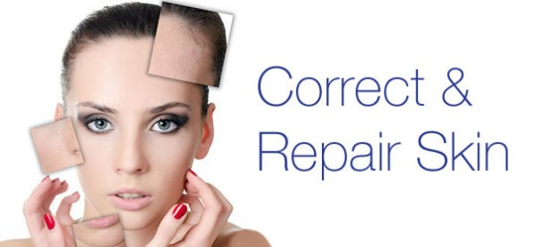 correct and repair skin with Smooth Skin Health Centre