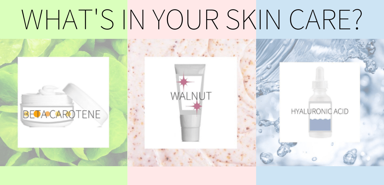 What's In Your Skincare?