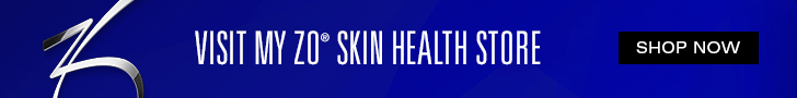 Banner Ad for Smooth Skin Health Centre ZO Store