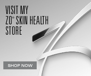 Tile Ad for Smooth Skin Health Centre ZO Store -Light Grey