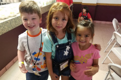 VBS friends