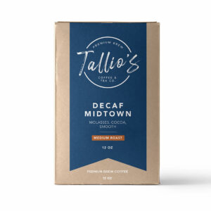Coffee Roaster Medium Roast Decaf Midtown