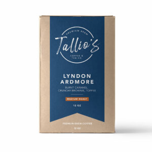 Coffee Roaster Medium Roast Lyndon-Ardmore