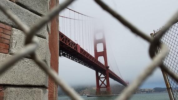SF Golden Gate View