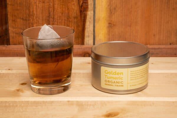 Golden Tumeric Tea