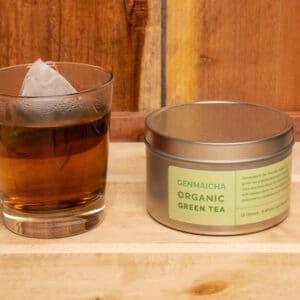 Genmeicha Organic Green Tea
