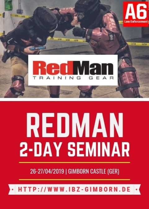RedMan & ASP Seminar at Gimborn Castle