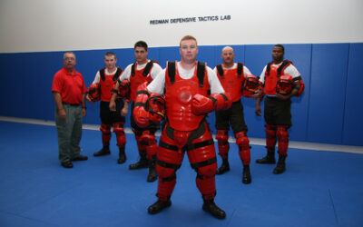 RedMan & IRSC Police Academy – Partners in Training
