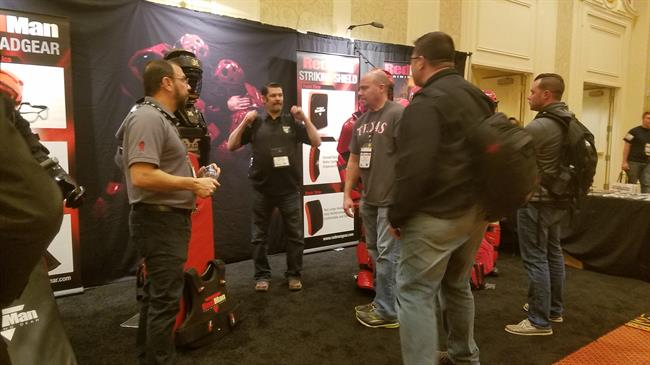 Photos From RedMan SHOT Show 2018