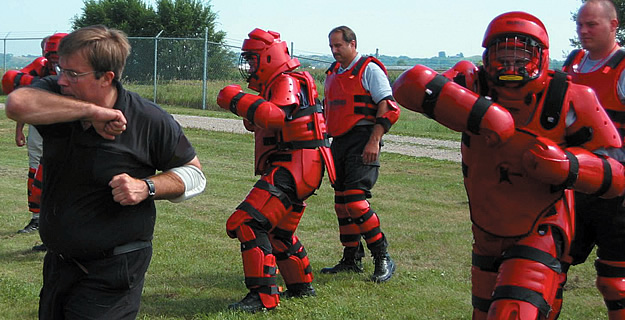 The RedMan Instructor Certification Course