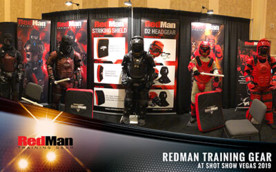 RedMan in Vegas – SHOT Show 2019