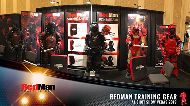 RedMan in Vegas – SHOT Show 2019