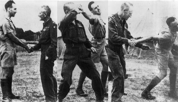 WWII Combatives