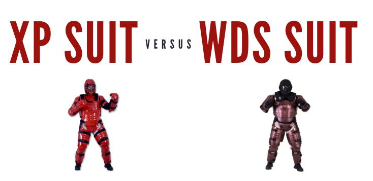 RedMan XP vs RedMan WDS