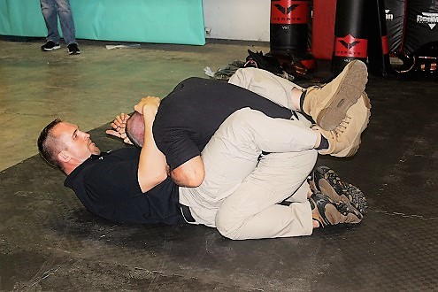 Martial Arts Techniques Used by Law Enforcement