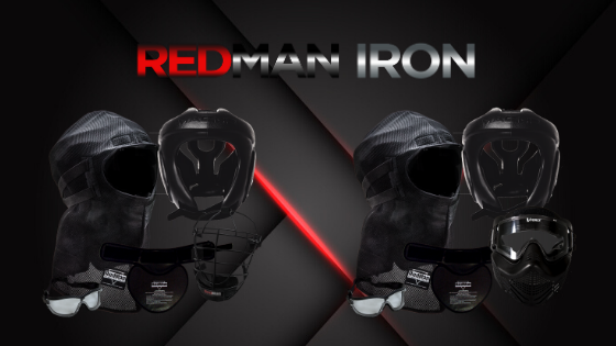 RedMan IRON Headgear Configurations