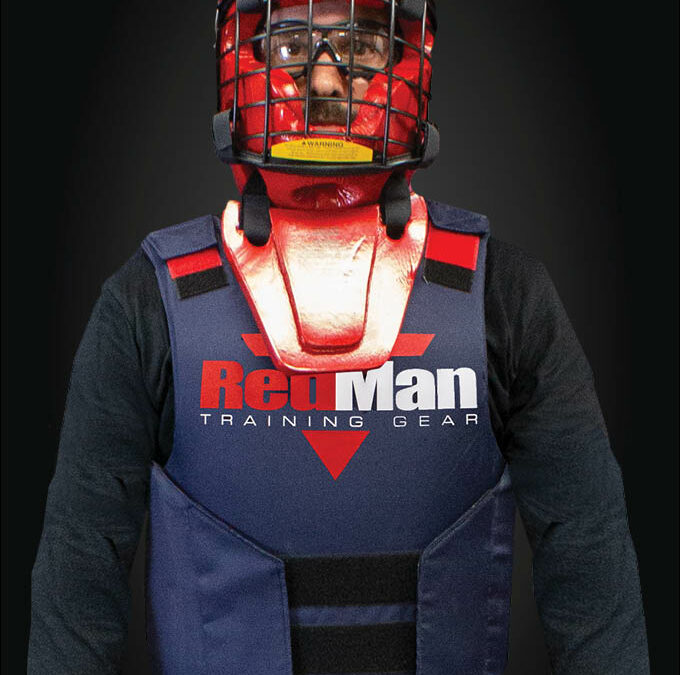 The Improved RedMan Training Vest