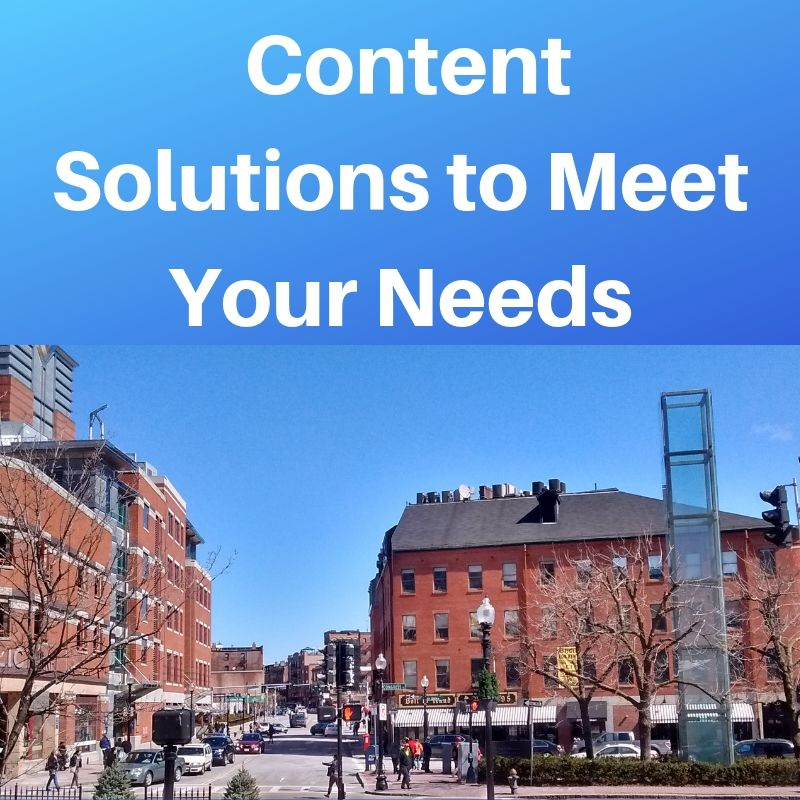 B2B Content Boost Writing Solutions