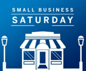 Small Business Saturday - Nov. 26 @ Everywhere!
