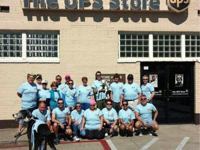 The UPS Store on Cedar Springs - Community Involvement