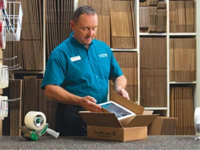The UPS Store on Cedar Springs - Packing Services