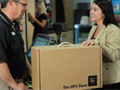 The UPS Store on Cedar Springs - Shipping