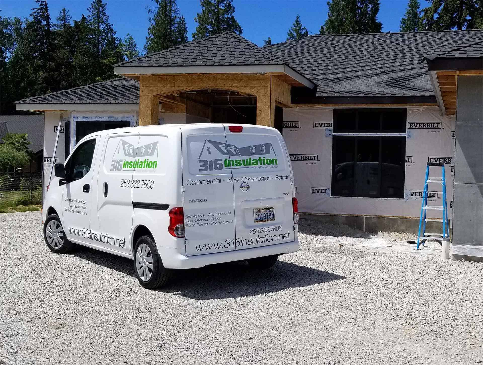Insulation Contractor Auburn WA