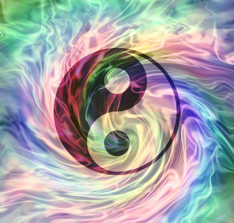 Yin,Yang,Harmony,Earthly and Heavenly Energies,Balance,Centered