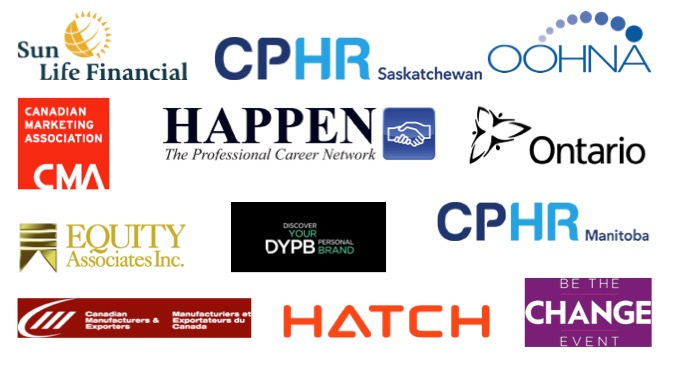 Storytelling expert Jason Reid has spoken to many organizations. They include CPHR Manitoba, and Saskachewan, Discover your Personal Brand, Hatch, Canadian Manufacturers and Exporters, Equity Associates, SunLife, Government of Ontario and more.
