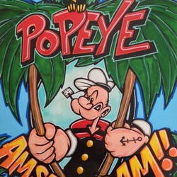 Popeye Coffeeshop