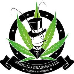 Smoking GrasShopper