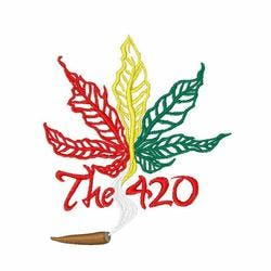 THE 420