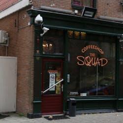 Coffeeshop the Squad