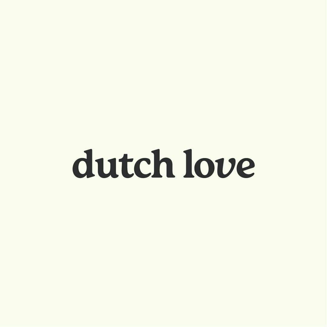 Dutch Love (Vancouver Airport)