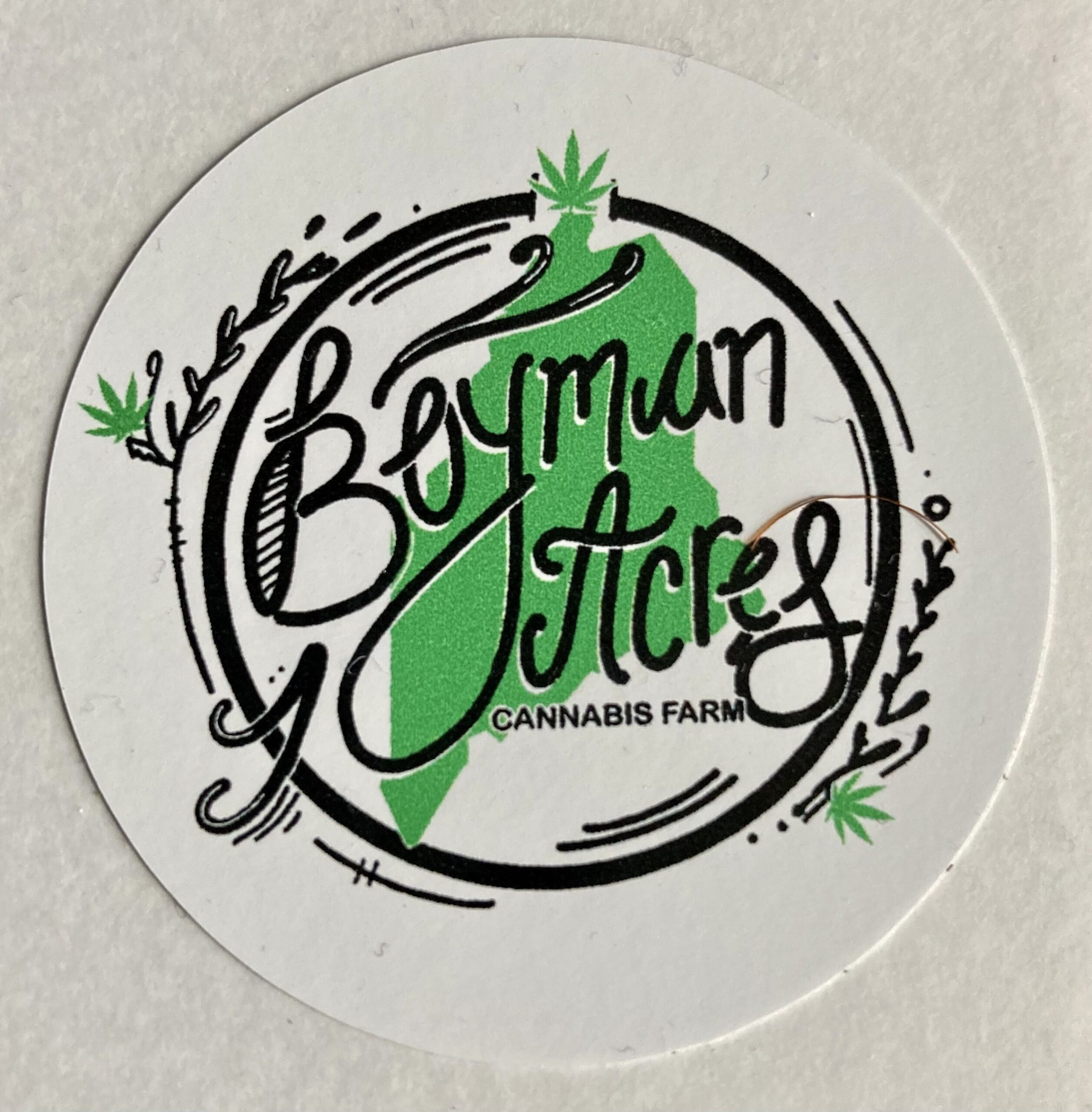 Boyman Acres Cannabis Farm