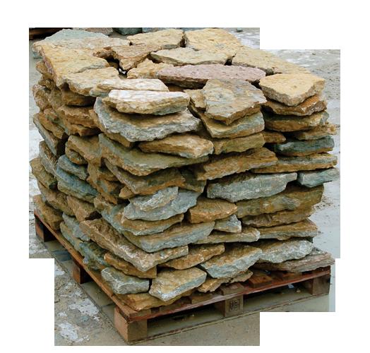 Southern Buff Irregular Wall Stone