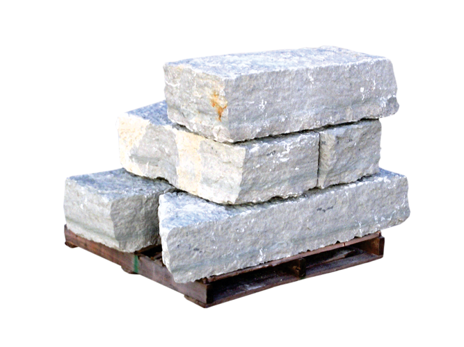 Canyon Gray Building Blocks