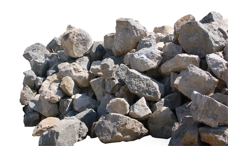 Gray Buff Boulders