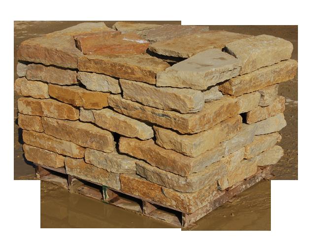 Rustic Buff Wall Stone