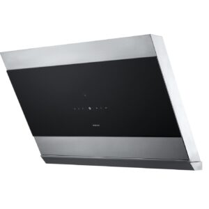 RoBAM A670 – Black Glass Slanted Design Range Hood