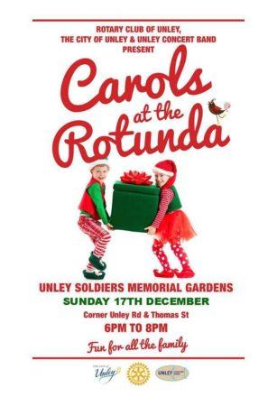 Carols poster