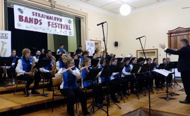 Unley Concert Band in Concert