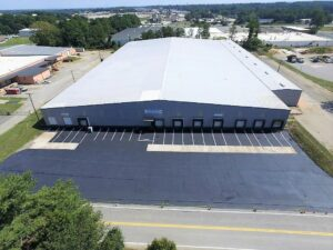 New Listing! 115,000 SF Industrial Facility in Spartanburg, SC