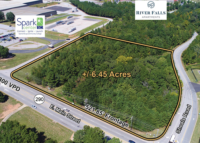 For Sale, ,Land,For Sale,1915 E. Main Street Duncan, SC 29334,1014