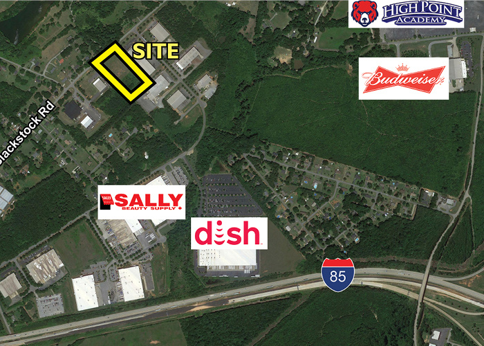 For Lease, ,Land,For Lease,5030 N. Blackstock Rd. Spartanburg, SC 29303,1016