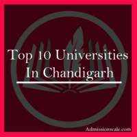 Top 10 Universities In Chandigarh