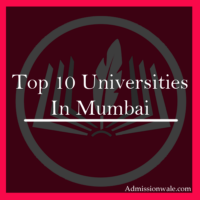 Top 10 Universities In Mumbai