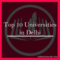 Top 10 Universities in Delhi